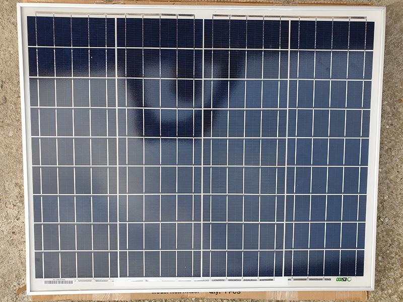 Panou fotovoltaic pentru autorulote, 50W, 12V, 10A