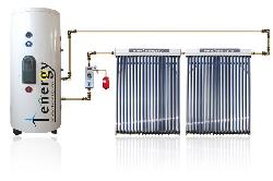 Panou solar apa calda 4 anotimpuri 300 litri, INOX