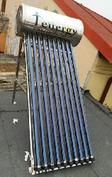 Panou solar compact presurizat 100 L